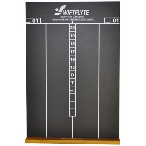 Darts - chalk board