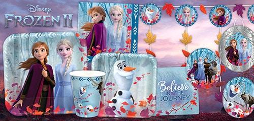 Frozen Theme Decorations
