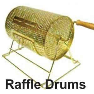 Raffle Drums