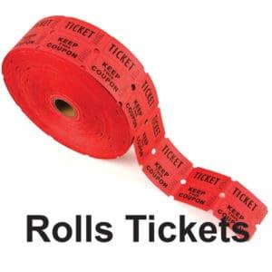 Rolls Tickets