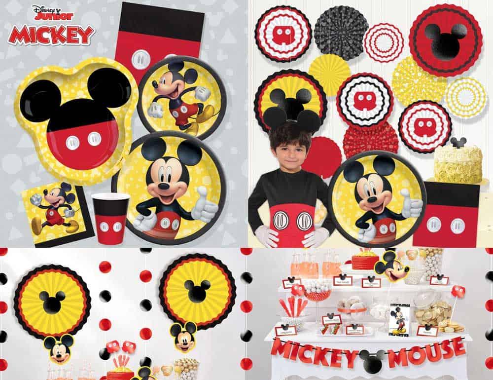 Mickey Banner