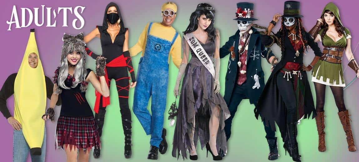 Adults Costume