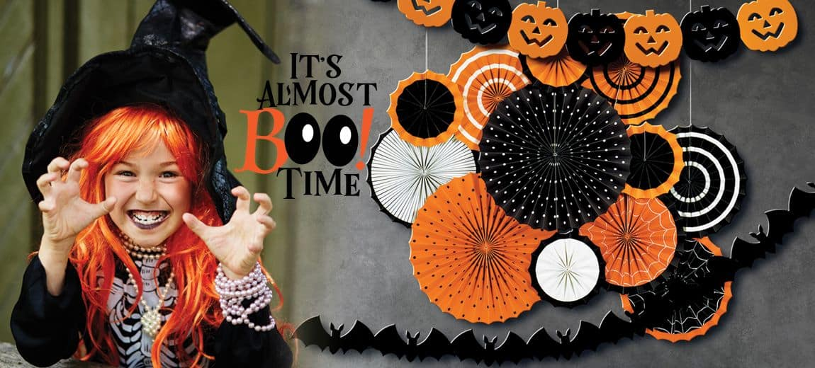 It's Boo Time